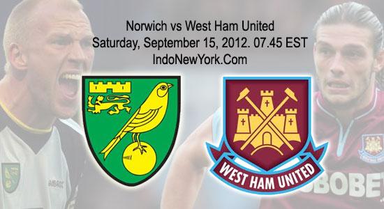 norwich-westham